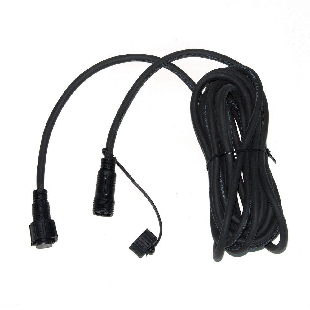 Connect Pro MV022 5m Black Extension Lead, Connectable